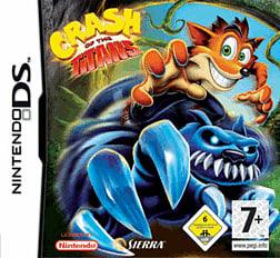 Crash of the Titans DSi and DS Lite