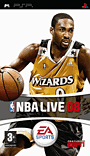 NBA Live 08 PSP