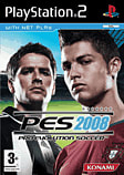 Pro Evolution Soccer 2008 PlayStation 2
