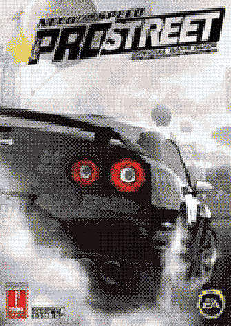 Books Need for Speed Pro Street Strategy Guide
