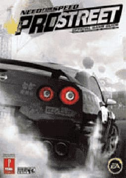 Need for Speed Pro Street Strategy Guide Strategy Guides and Books