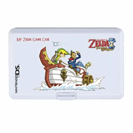 The Legend of Zelda Phantom Hourglass Duo Games Case - White Accessories