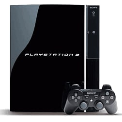 Sony Playstation 3 (with 40Gb HDD) PlayStation 3