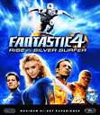 Fantastic Four: Rise of the Silver Surfer (Blu-ray) Blu-ray