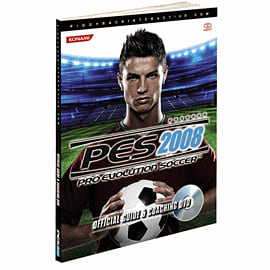 Pro Evolution Soccer 2008 Strategy Guide Strategy Guides and Books