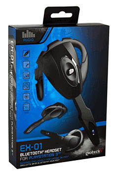 GioTeck EX-01 Bluetooth Wireless Headset Accessories