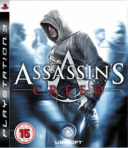 Assassin's Creed PS3 遊戲