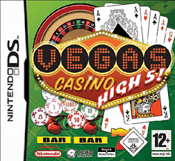 Vegas Casino - High 5! DSi and DS Lite
