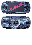 Wrapstar Sky Camo Skin for PSP Accessories