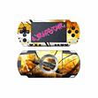 Wrapstar Invasion Skin for PSP Accessories