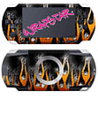 Wrapstar Heat Skin for PSP Accessories