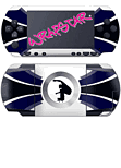 Wrapstar Ollie Blue Skin for PSP Accessories