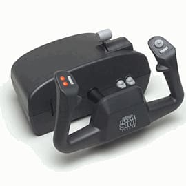 USB Flight Sim Yoke Accessories