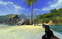 Far Cry screen shot 1