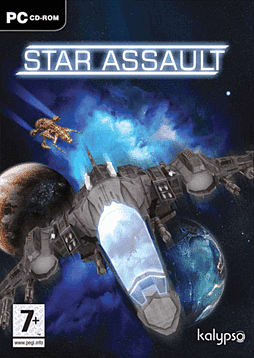 Star Assault PC Games and Downloads Cover Art
