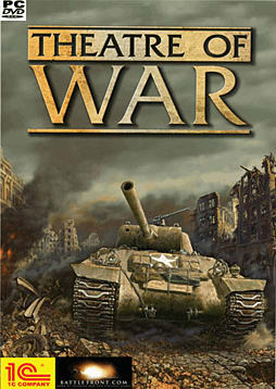 Theatre of War PC Games and Downloads Cover Art
