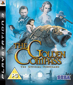The Golden Compass PlayStation 3 Cover Art