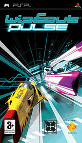Wipeout Pulse PSP