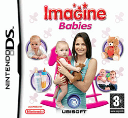 Imagine: Babies DSi and DS Lite Cover Art