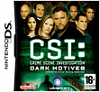 CSI: Crime Scene Investigation Dark Motives DSi and DS Lite