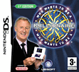 Who Wants to be a Millionaire? DSi and DS Lite