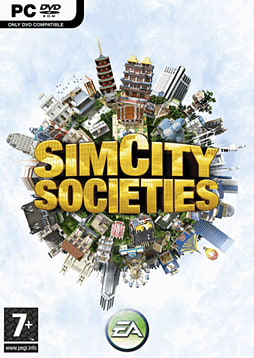 SimCity Societies PC Games and Downloads Cover Art