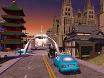 SimCity Societies screen shot 11
