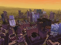 SimCity Societies screen shot 2