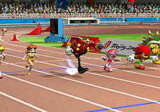 Mario and Sonic at the Olympic Games screen shot 1