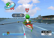 Mario and Sonic at the Olympic Games screen shot 3