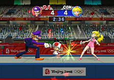 Mario and Sonic at the Olympic Games screen shot 4