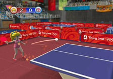 Mario and Sonic at the Olympic Games screen shot 5