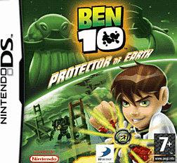 Ben 10 DSi and DS Lite