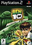 Ben 10: Protector of the Earth PlayStation 2
