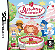 Strawberry Shortcake - The Four Seasons Cake DSi and DS Lite