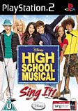 High School Musical: Sing It! Solus PlayStation 2