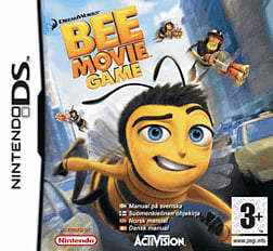 Bee Movie DSi and DS Lite Cover Art