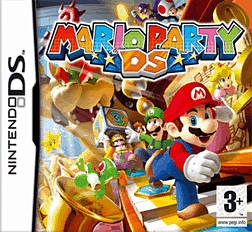 Mario Party DSi and DS Lite Cover Art