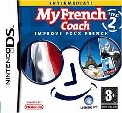 My French Coach: Improve Your French - Intermediate DSi and DS Lite