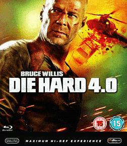 Die Hard 4.0 (Blu-ray) Blu-ray