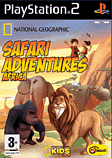 Safari Adventures Africa PlayStation 2