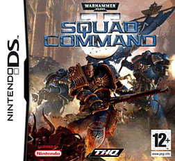 Warhammer 40,000: Squad Command DSi and DS Lite Cover Art