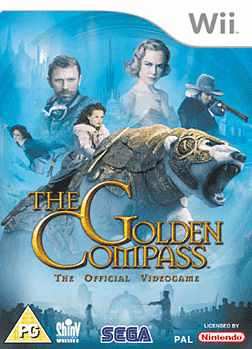 The Golden Compass Wii Cover Art