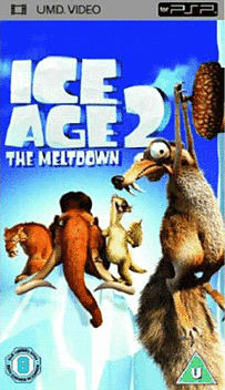 Ice Age 2 - The Meltdown (UMD) PSP