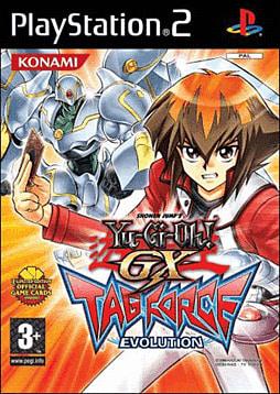 Yu Gi Oh! GX Tag Force Evolution PlayStation 2