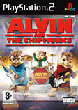Alvin & The Chipmunks PlayStation 2