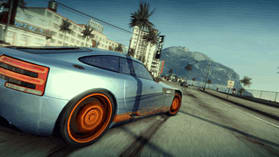 Burnout Paradise screen shot 1