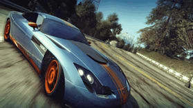 Burnout Paradise screen shot 2