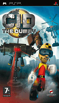 CID: The Dummy PSP Cover Art
