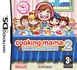 Cooking Mama 2: Dinner with Friends DSi and DS Lite